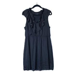 IMNYC Isaac Mizrahi Sleeveless Black Dress